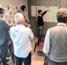 Adriano Community Center - Strategy